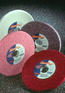 Grinding Wheels utilize durable bond posts.