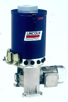 Pumps suit multi-line systems.