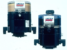 Lubrication Systems allow remote user control.