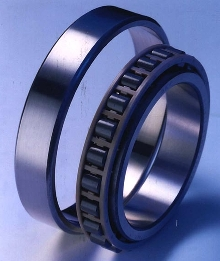 Roller Bearings eliminate need for loose housing fits.