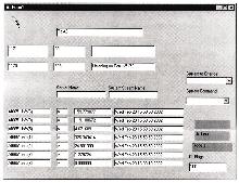ActiveX Control provides process data connectivity.