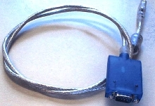 RS232-to-USB Cable updates serial devices.