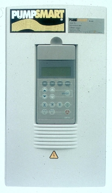 Variable Speed Drive controls 2 to 4 pump systems.