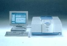 Infrared Analyzer accommodates accessories.