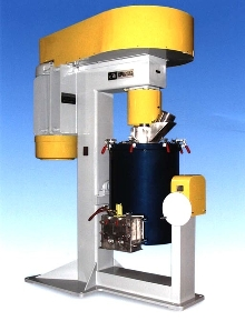 Dry Grinders produce single micron material.