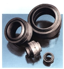 Spherical Bearings are available in inch and metric sizes.