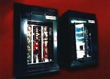 Static Voltage Regulator monitors for source voltage sags.