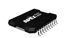 Power Amplifier mounts on PCB.