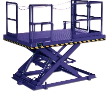 Carousel/Picking Lifts are available with cantilever platforms.