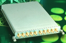 Multiplexer Modules offer RF switching to 2GHz and 3.5GHz.
