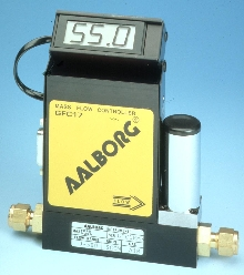Mass Flow Controller provides high accuracy.