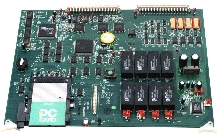 Control Board allows remote data dowload/upload.