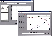 Motor Testing Software is Windows(R)-based.