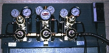 Switchover System operates in -40 to 140 deg F temperatures.