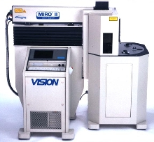 Laser Marking System is available with rotary parts feeder.