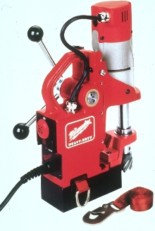 Drill Press handles tough applications.