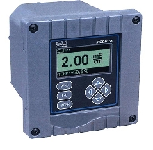 Conductivity Tester suits panel, surface, or pipe mounting.