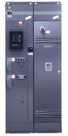 Power Correction System uses active harmonic filtering.