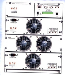 DC/AC Inverter meets NEBS/Telco standards.
