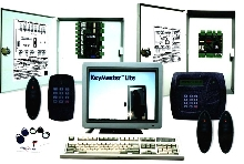 Access Control Systems include Windows(R)-based software.
