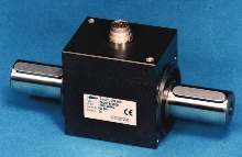 Torque Tranducers have capacities from 0.1 to 1500 Nm.