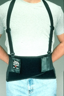 Safety Products protect users from work-related strain.