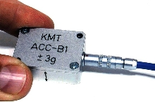 Capacitive Accelerometers test automotive components.