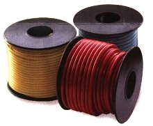 Wire Spools are suited for small jobs.