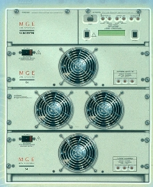 DC/AC Inverters meet NEBS/Telco standards.