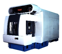 Horizontal Machining Center suits high volume production.