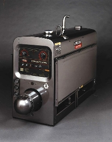 Arc Welder is driven by gasoline engine.