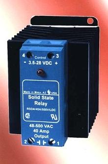 Solid-State Relays utilize Superior Surge Survival(TM).