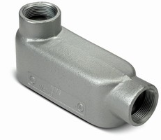 Conduit Bodies work as mounting outlets for wiring devices.