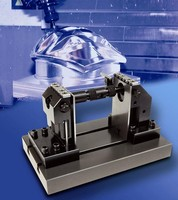 Clamping System is designed for 5-axis machining centers.