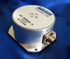 Inclinometer features frequency response of 2 Hz.