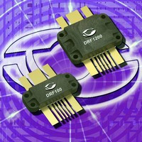 RF Power Products operate at frequencies up to 30 MHz.