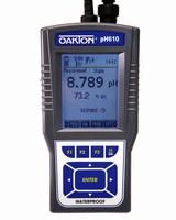 Handheld pH Meters feature -2.00 to 19.99 pH range.