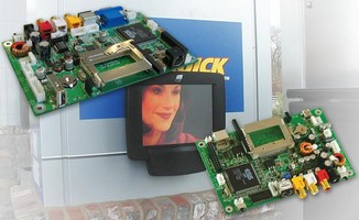 Media Players are designed for digital signage applications.