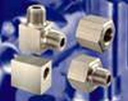 Instrument Pipe Fittings are rated at 10,000 psi.