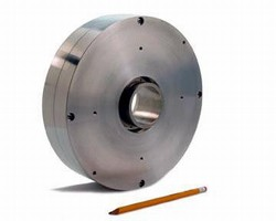 Pancake-Style Motors are suited for beam line applications.