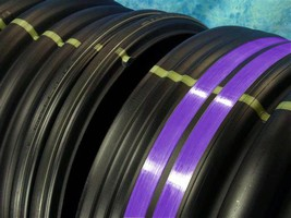 HDPE Pipe meets needs of water transportation and irrigation.