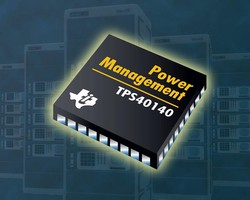 PWM Controller enables power supplies up to 320 A.