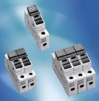 Modular Fuse Holders accept Class CC and Midget fuses.