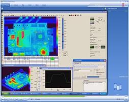 Software creates thermal imaging videos in AVI format.