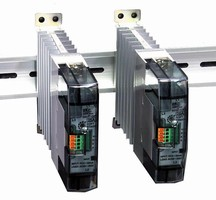 Power Controllers are available in 15 A or 25 A versions.