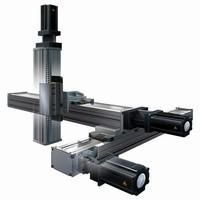 Linear Actuator handles up to 66 kN of dynamic load.