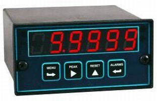 AC RMS Panel Meter is UL-listed.