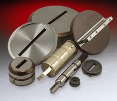 Tooling System is designed for thick turret punch presses.