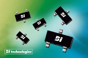 Thin Film Resistor Networks are available from 1-100 kW.