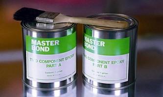 Adhesive Epoxy has operating range of -65 to 400°F.
